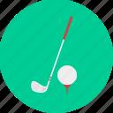 ball, game, hockey, play, sport, sports, stick icon