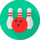 bowl, bowling, casino, game, play, sport, sports icon