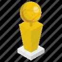 achievement, award, cricket trophy, reward, star trophy, victory icon