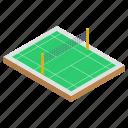 backboard, sports ground, volleyball goal, volleyball ground, volleyball net icon