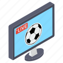 game streaming, match streaming, online match, online sports, sports streaming icon