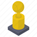 achievement, award, cricket trophy, reward, sports award, victory icon