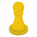 chess, chess equipment, chess pawn, chess piece, rook pawn, sports