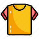 player shirt, shirt, sports clothing, sports shirt, sports wear icon