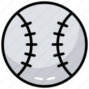 ball, game, playbill, softball, sports, sports ball icon