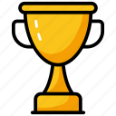 award, champion, prize, trophy, trophy cup, winning cup icon