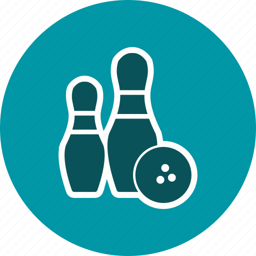 Bowling, game, sport icon - Download on Iconfinder