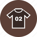 jersey, kit, shirt, uniform icon