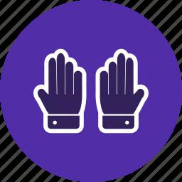 glove, gloves, sport, working gloves icon