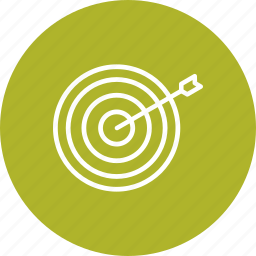 arrow, bulls, bullseye, eye, market, target, targeting icon