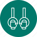 beam, game, gymnastics, handstand, sport, uneven icon