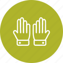 glove, gloves, sport, working gloves icon