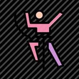 adventure, fight, karate icon