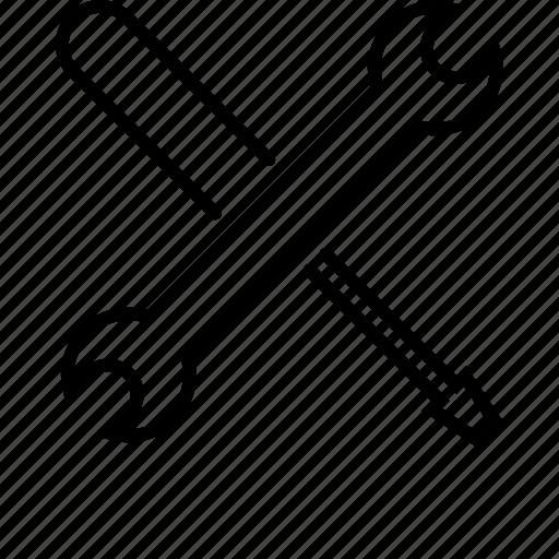 repair, work, workshop icon