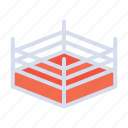 boxing, ring, wrestling