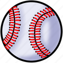 ball, base, baseball, game, sport icon