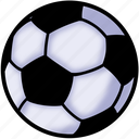 ball, foot, football, game, soccer, sport icon