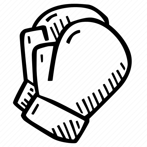boxing, fitness, gloves, gym, sports, training icon