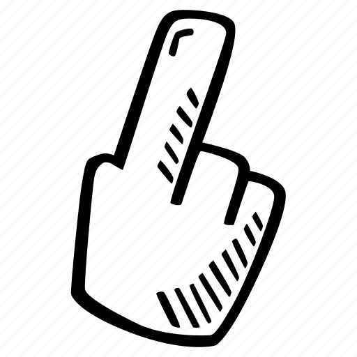 finger, fitness, gym, sports, training icon