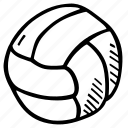 ball, fitness, gym, handball, sports, training icon