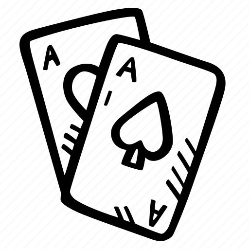 cards, fitness, gym, poker, sports, training icon