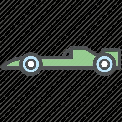 car, racer, racing, racing car, sports car, vehicle icon