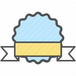 achievement, award medal, badge, medal, prize icon