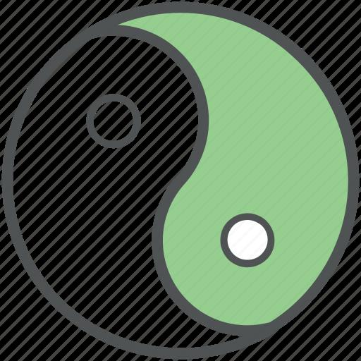 sports, yin yang, yin yang sports icon