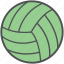 ball, baseball, basketball, game, sports, sports ball, volleyball icon