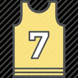 gym vest, sleeveless, sleeveless shirt, sports shirt, sports vest, vest icon