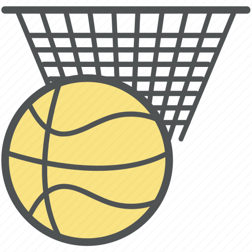 backboard, basketball goal, basketball hoop, basketball net, basketball rims, basketball stand icon