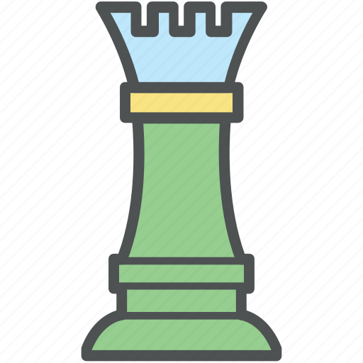 Chess, chess guard, chess rook, chess tower, sports icon - Download on Iconfinder