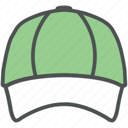 baseball cap, cap, cricket cap, fashion cap, sports hat, trucker cap sports cap icon
