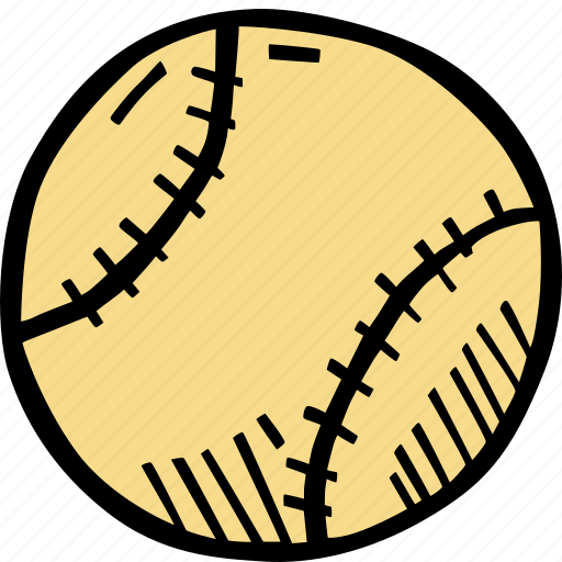 ball, baseball, fitness, gym, sports, training icon