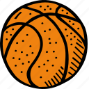 ball, basketball, fitness, gym, sports, training icon