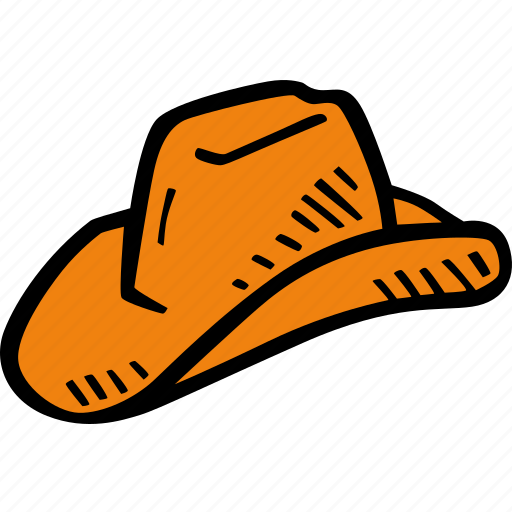 cowboy, fitness, gym, hat, rodeo, sports, training icon