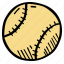 ball, baseball, fitness, gym, sports, training icon