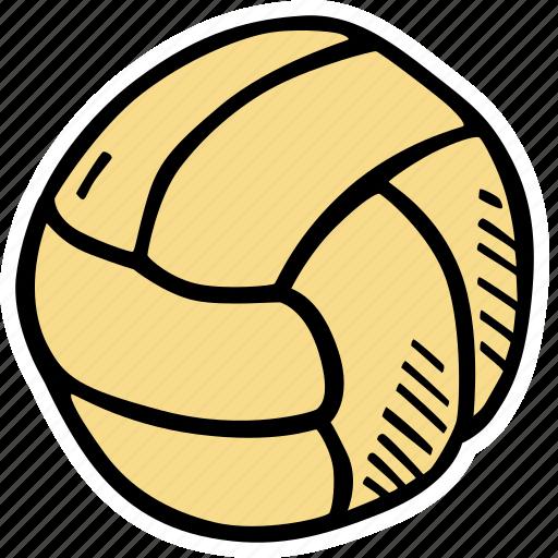 ball, fitness, gym, handball, sports, training icon