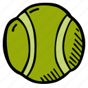 ball, fitness, gym, sports, tennis, training icon