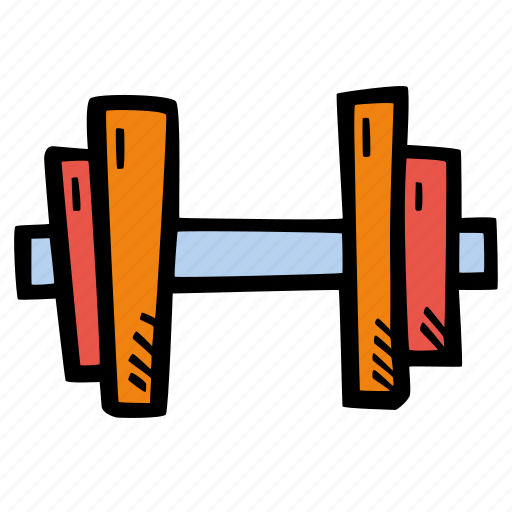 fitness, gym, sports, training, weight icon