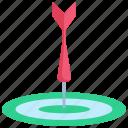 arrow, competition, dart, dartboard, game, goal, target
