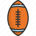 action, american, ball, football, game, sport, stadium icon