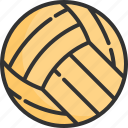 activity, ball, competition, game, net, sport, volleyball icon