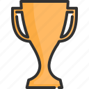award, championship, competition, cup, prize, trophy, winner icon