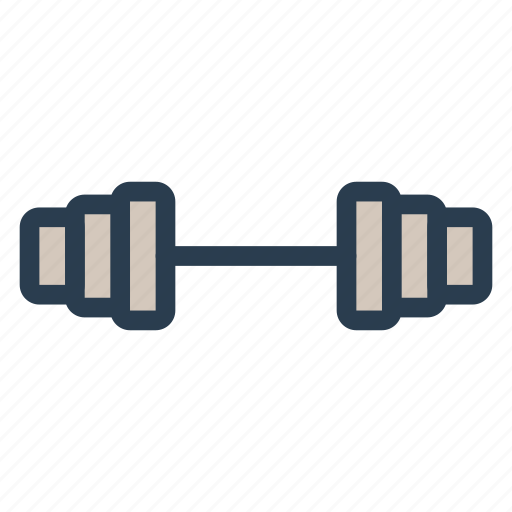 Athlete, athletics, dumbbell, fitness, gym, sport, weight icon - Download on Iconfinder