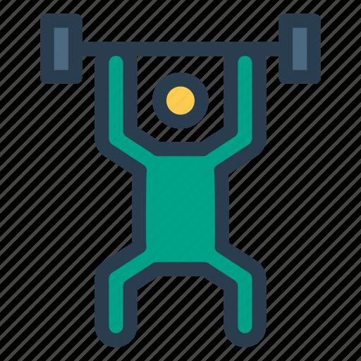 athlete, athletics, avatar, fitness, gym, man, sport icon