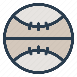 ball, cricketball, game, ground, pitch, sports, strike icon