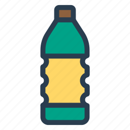 bottle, container, drink, drinkbottle, liquid, milk, water icon