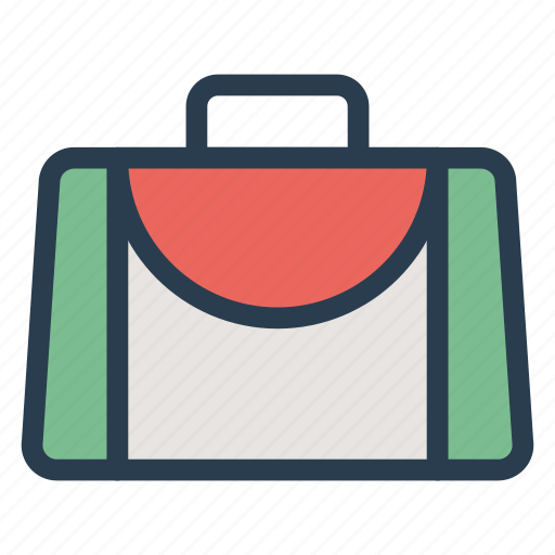 briefcase, business, luggage, meeting, office, package, suitcase icon