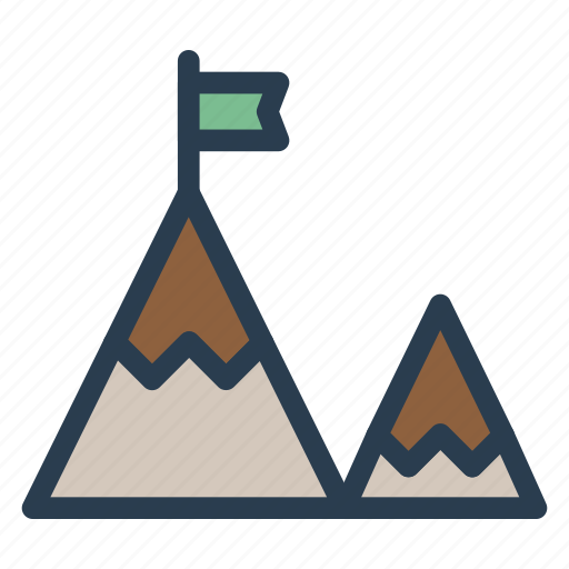 camp, forest, outdoor, rest, tent, tourism, travel icon